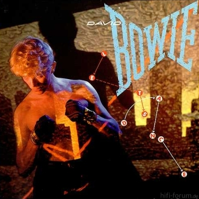 David Bowie - Lets dance 1983