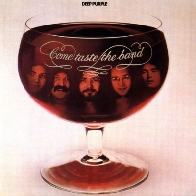 Deep Purple - Come Taste The Band 1975_1990