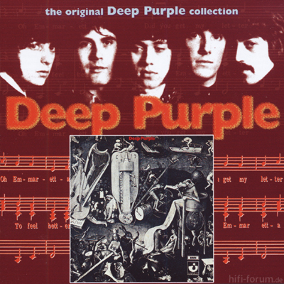 Deep Purple - Deep Purple 1969_2000