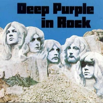 Deep Purple - In Rock 1970