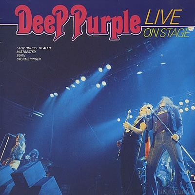 Deep Purple - Live On Stage 1985