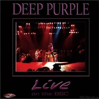Deep Purple - Live On The BBC 1968-72 2004 SACD