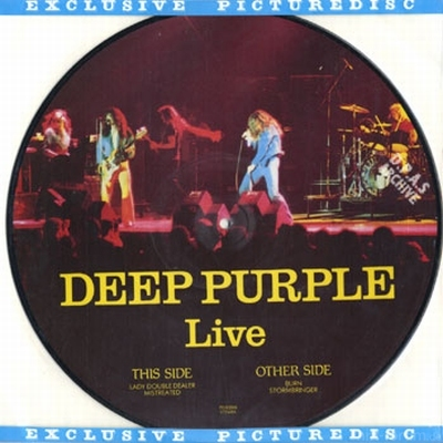 Deep Purple - Live PD 1985