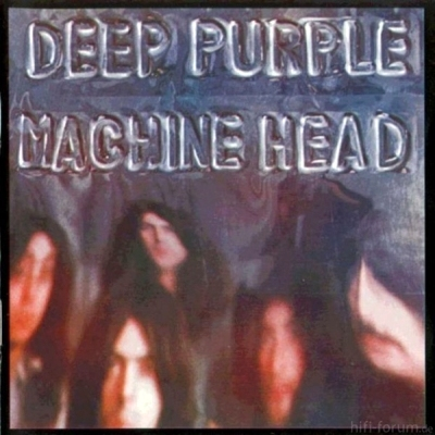 Deep Purple - Machine Head 1972