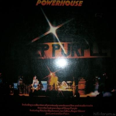 Deep Purple - Powerhouse 1977