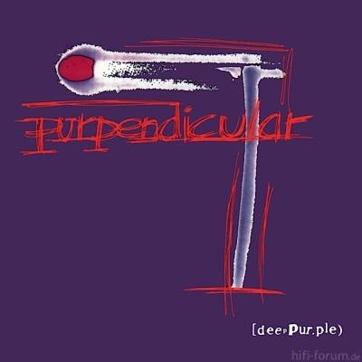 Deep Purple - Purpendicular 1996