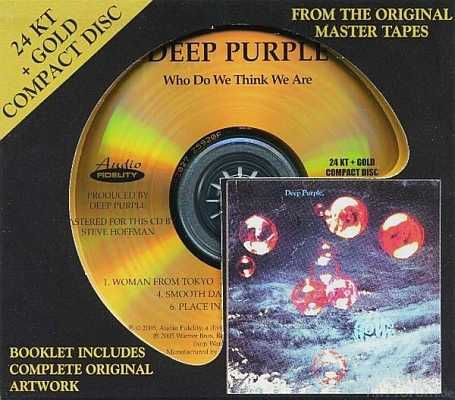 Deep Purple - Who Do We Think We Are 1972_2005_24k