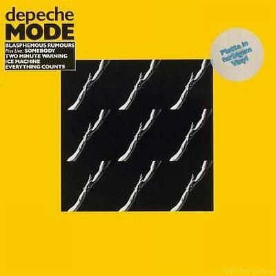 Depeche Mode - Blasphemous Rumours 1984