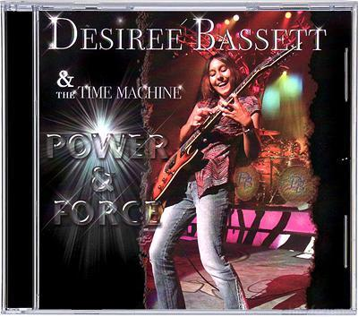 Desire? Bassett - Power & Force (2008)