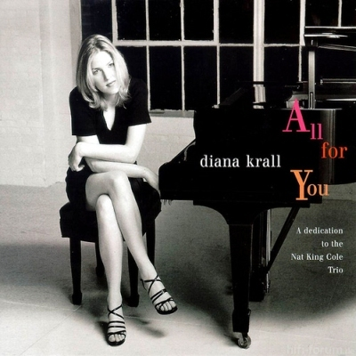 Diana Krall - All For You 1996