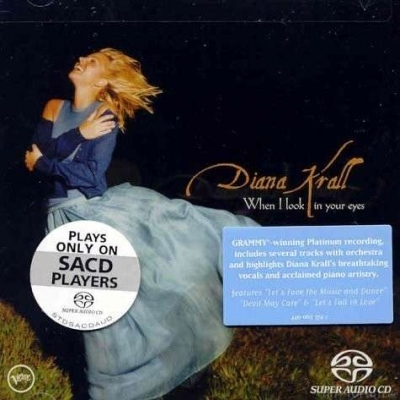 Diana Krall - When I Look In Your Eyes 2002 SACD