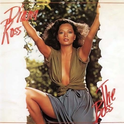 Diana Ross - The Boss 1979