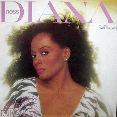 Diana Ross - Why Do Fools Fall In Love 1981