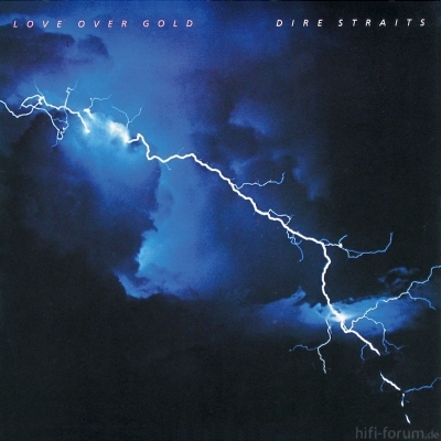 Dire Straits - Love Over Gold 1982