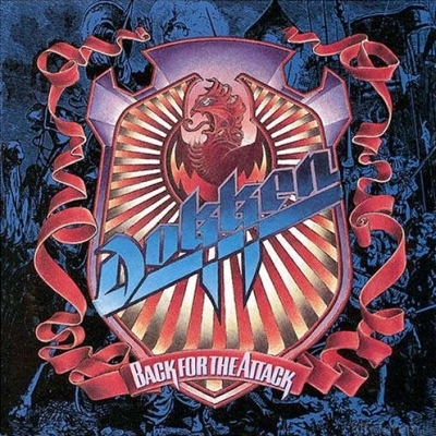 Dokken - Back For The Attack 1987