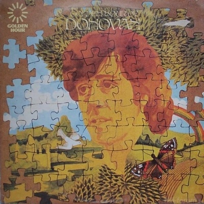 Donovan - Golden Hour Of Donovan 1965