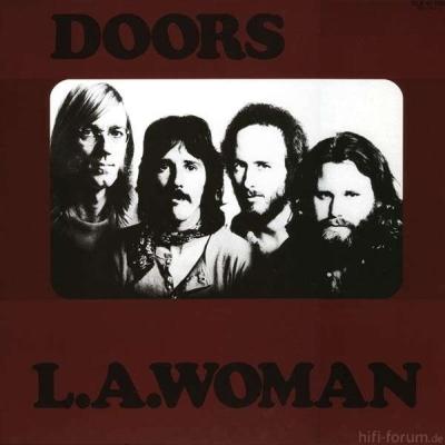 Doors - L.A. Woman 1971