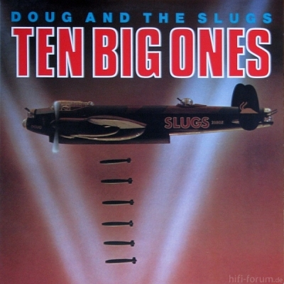 Doug And The Slugs - Ten Big Ones 1984