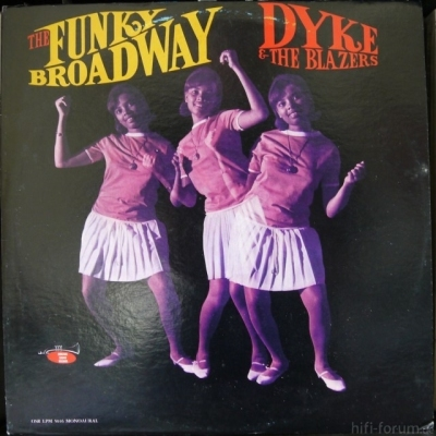 Dyke & The Blazers - The Funky Broadway 1966