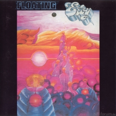 Eloy - Floating 1974