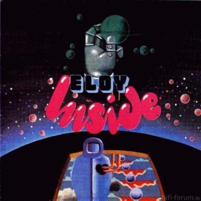 Eloy - Inside 1973