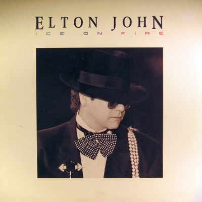 Elton John - Ice On Fire 1985