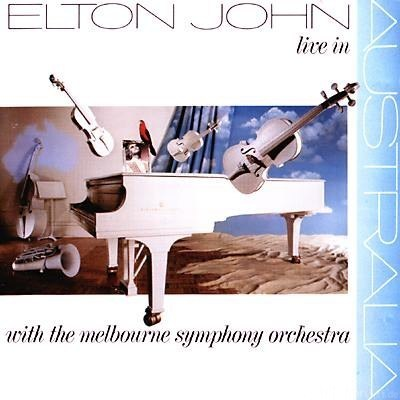 Elton John - Live In Australia1987