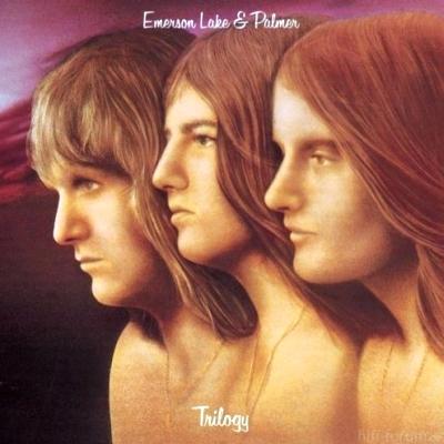 Emerson, Lake & Palmer - Trilogy 1972