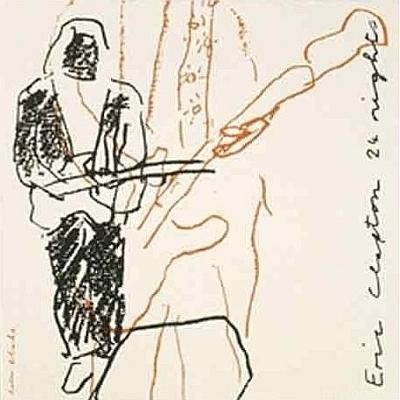 Eric Clapton - 24 Nights 1991
