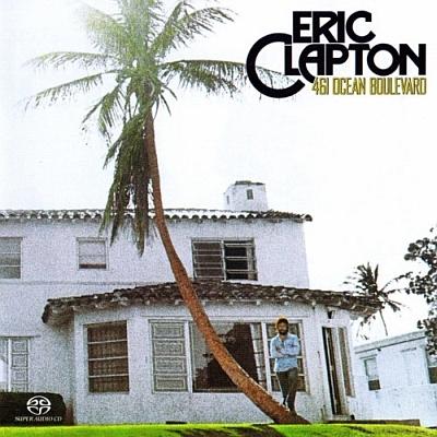 Eric Clapton - 461 Ocean Boulevard 2004 SACD
