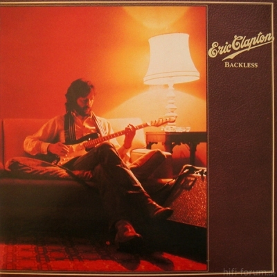 Eric Clapton - Backless 1978