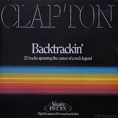 Eric Clapton - Backtrackin' 1984