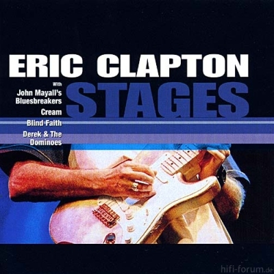 Eric Clapton - Stages 1993_1998