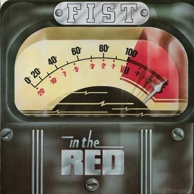 Fist - In The Red 1983