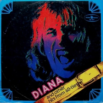 Flying Saucers – Diana And Other Hits From 60-ties 1978