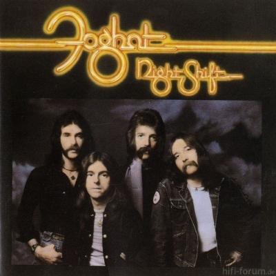 Foghat - Nightshift 1976