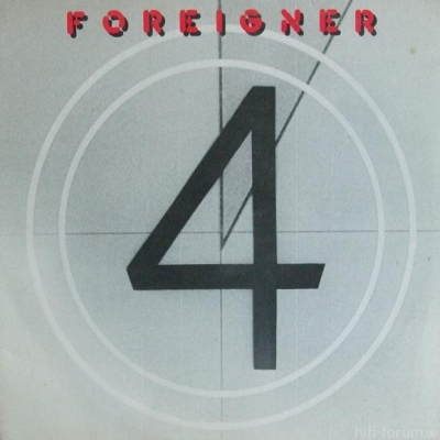 Foreigner - 4 1981