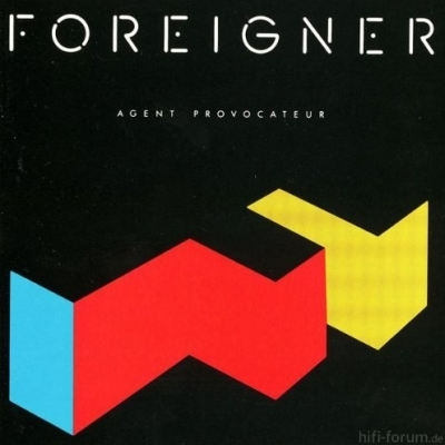 Foreigner - Agent Provocateur 1984