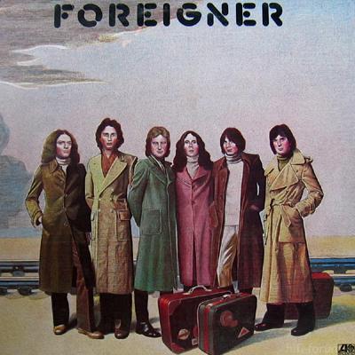 Foreigner - Foreigner 1977