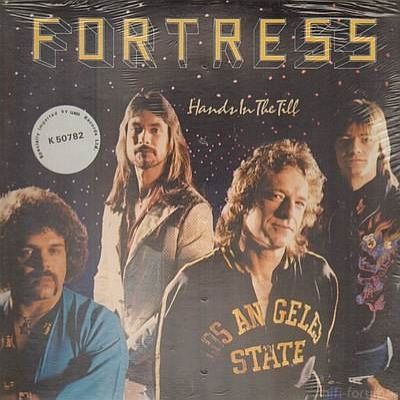 Fortress - Hands In The Till (1981, Atlantic Rec. Corp., USA)