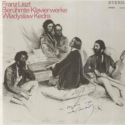 Franz Liszt - Ber?hmte Klavierwerke 1970 Eterna
