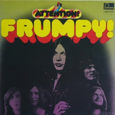 Frumpy - Attention! Frumpy! 1975