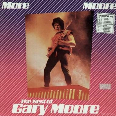 Gary Moore - More Moore 1985