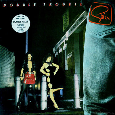 Gillan - Double Trouble 1981