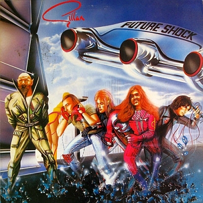 Gillan - Future Shock 1981