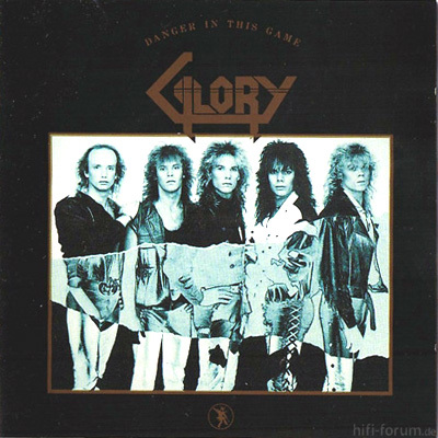 Glory - Danger In This Game 1989