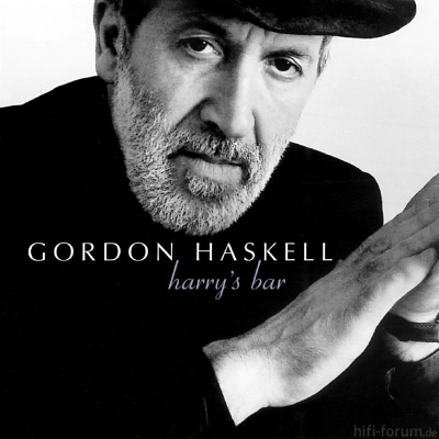 Gordon Haskell - Harry's Bar 2002