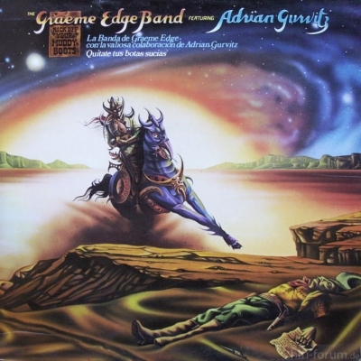 Graeme Edge Band - Kick Off Your Muddy Boots 1975