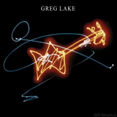 Greg Lake - Greg Lake 1981