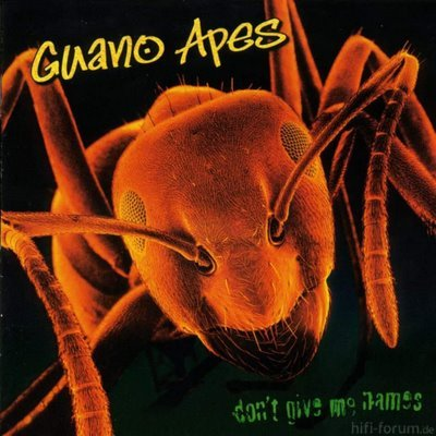 Guano Apes - Don't Give Me Names 2000